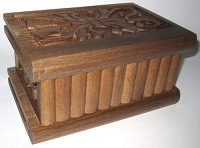 Turkish Puzzle Box